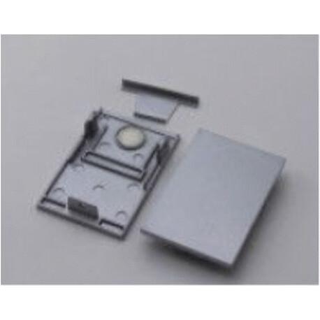 End cap for LED profile C082