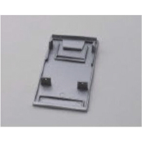 End cap for LED profile C108