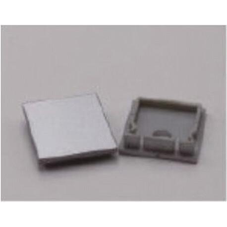 End cap for LED profile F032