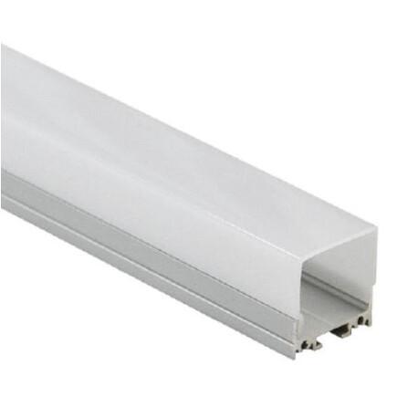 LED profiili C016 pilt