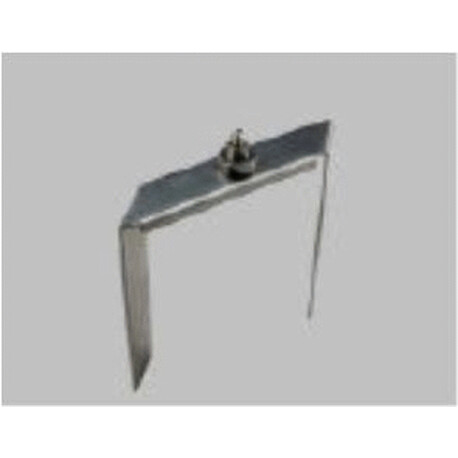 Fixing clip for LED profile A033