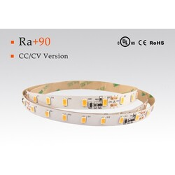 LED strip warm white, 3000 °K, 24 V, 15 W/m, IP20, 5630, 1380 lm/m, CRI 90