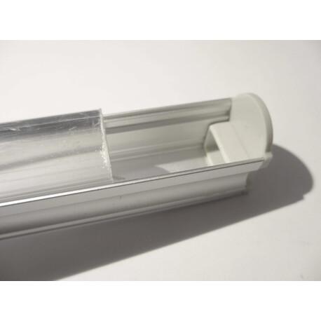 End cap for LED profile A040
