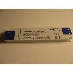 LED Toiteplokk 12V, 30W, 2,5A, püsiva pingega, IP20