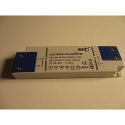 LED Toiteplokk 24V, 15W, 0,62A, püsiva pingega, IP20