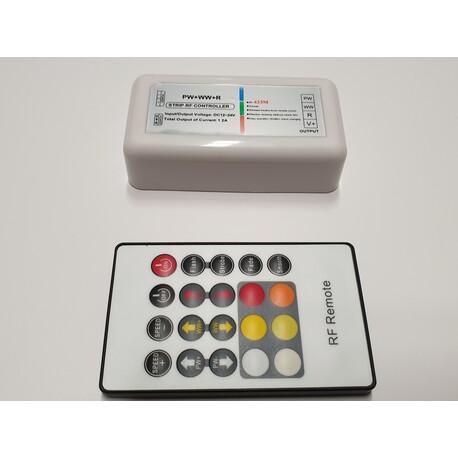 Pult, vastuvõtja, toiduvalgustamine, 3×4A, RF