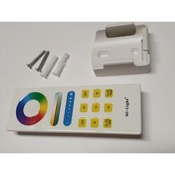 Remote, dimmer, RGB+CCT, RF, FUT088