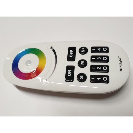 Pult, dimmer, RGBW, RF, FUT095