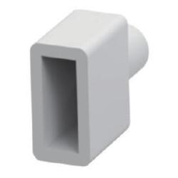 End cap for LED profile A149