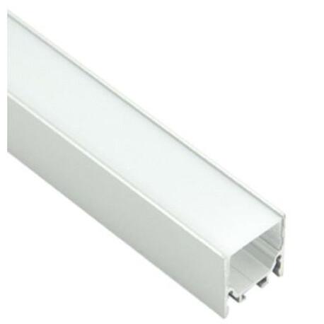 LED profiili C015 pilt