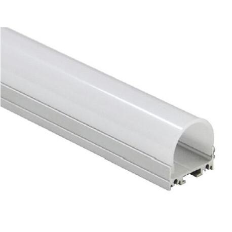 LED profiili C017 pilt